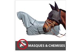 Chemise & Masque Anti-Mouche Cheval